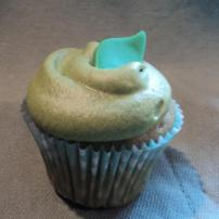 Green Tea Vegan Cupcakes