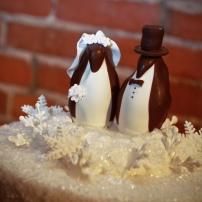 my wedding cake topper