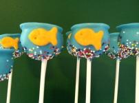 fish cake pops