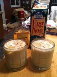 oh i love egg nog