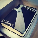 mr. grey's cake