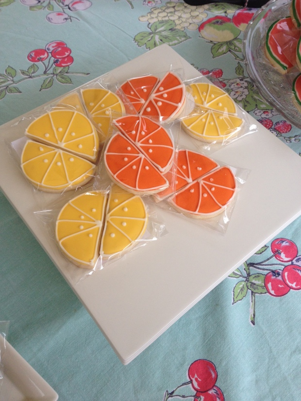 lemon orange cookies