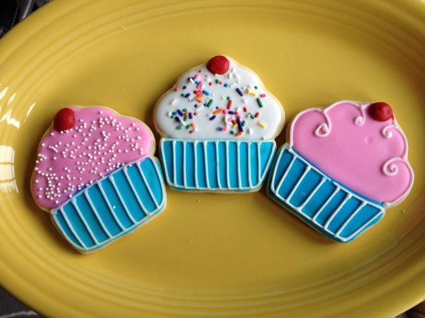 cupcake cookise